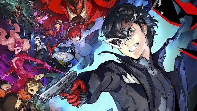Análise Crítica – Persona 5 Strikers