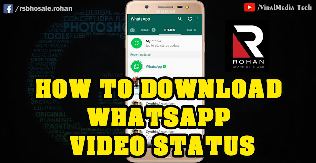 how to download whatsapp status android