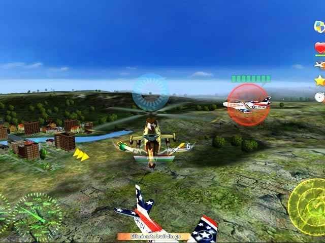 لعبة Helicopter Wars