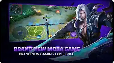 Game MOBA Android  - Heroes Evolved