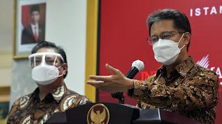 Menkes Paparkan Empat Upaya Pemerintah Tangani Lonjakan Kasus COVID-19 di Kudus dan Bangkalan