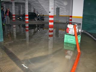 Redes de agua en Guipúzcoa