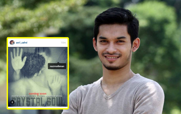 Berlakon Filem Homoseksual?: Aeril Zafrel Beri Penjelasan