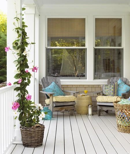 Small Patio Ideas Apartment Tiny Balcony Front Porches