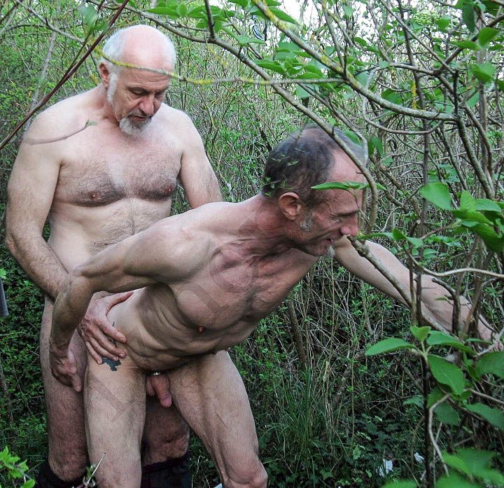 daddys cruising gay outdoor