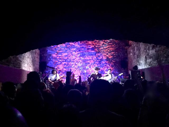 Twin Atlantic - POWER album release show - The Caves, Edinburgh