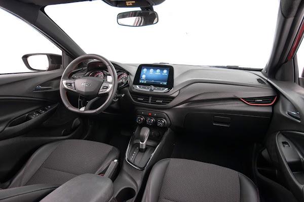 Novo Chevrolet Onix 2021 RS: fotos e detalhes oficiais