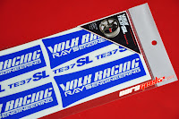 Volk Racing Rays Engineering TE37SL sticker decal