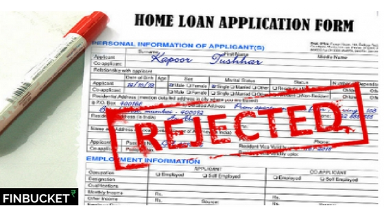 Why Home Loans Get Rejected?