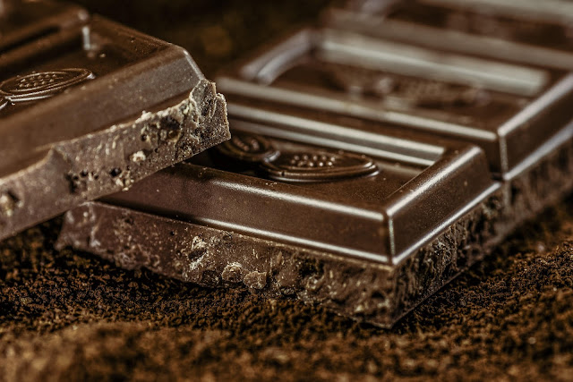 dark chocolate - a healthy fat