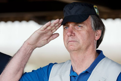 Bolsonaro: Se o presidente da OAB quiser saber como o pai dele desapareceu, eu conto