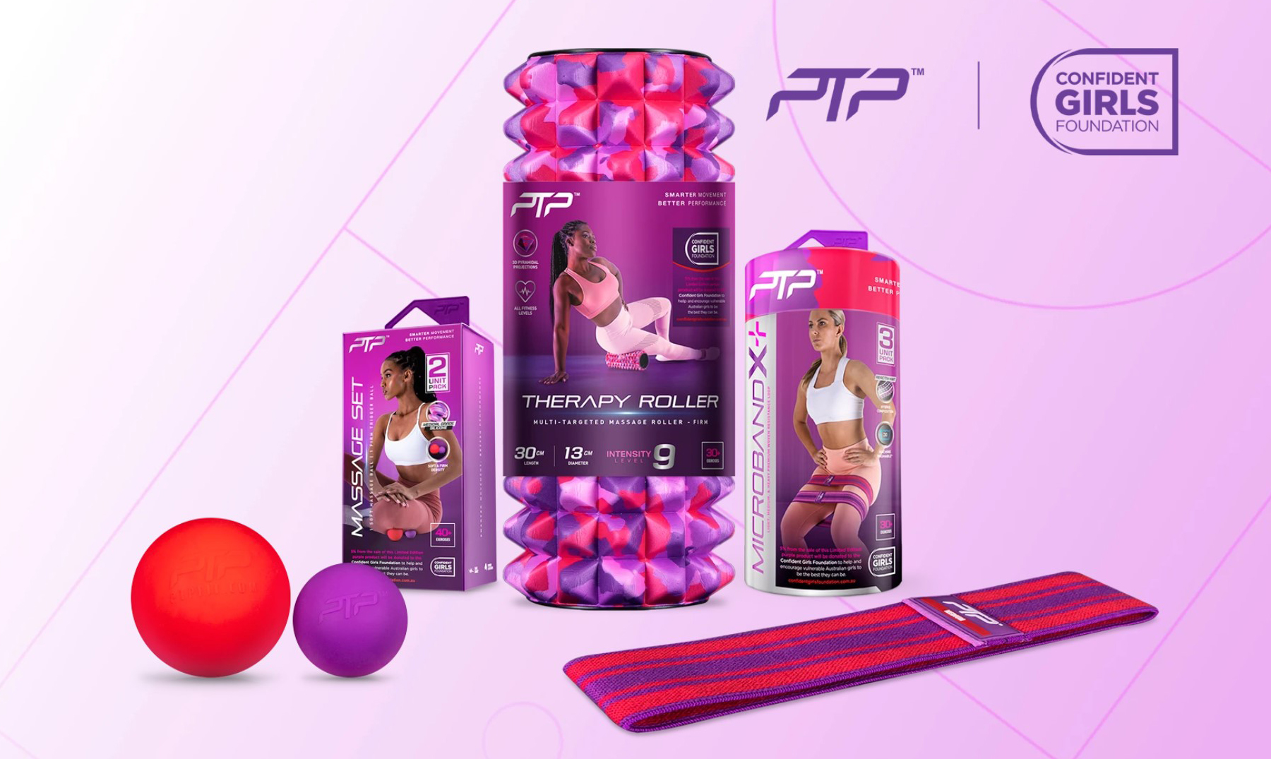 PTP Confident Girls Foundation