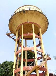 #JaunpurLive : चौकियां धाम में जल निगम का केबल खराब, पेयजल आपूर्ति बाधित