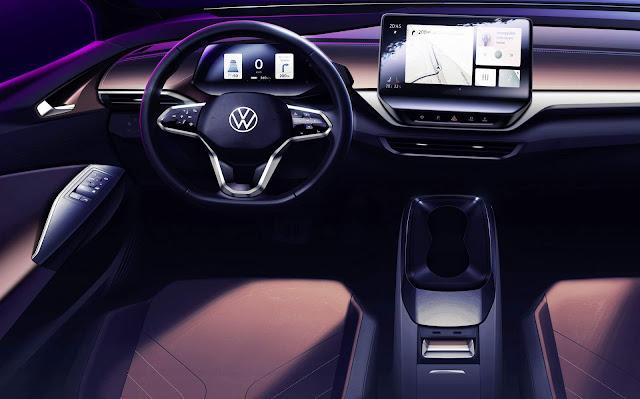 Volkswagen ID4 - interior