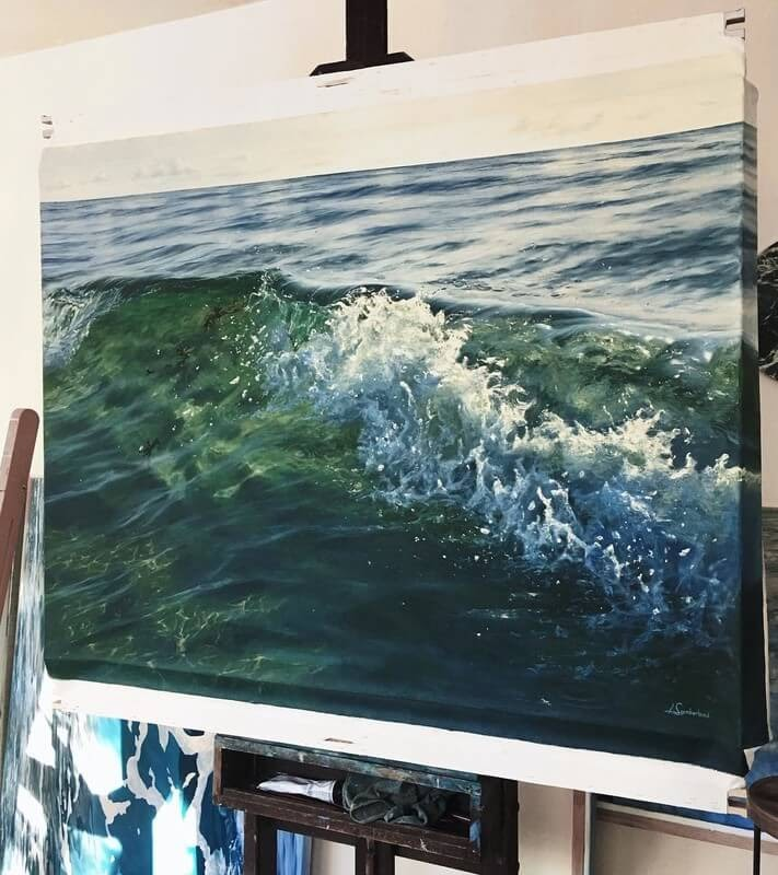 04-Irina-Cumberland-Realistic-Water-Paintings-www-designstack-co