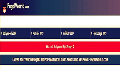 PagalWorld – Download Latest Bollywood, Punjabi, Bhojpuri Movies, MP3 Songs