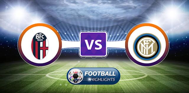 Bologna vs Inter – Highlights