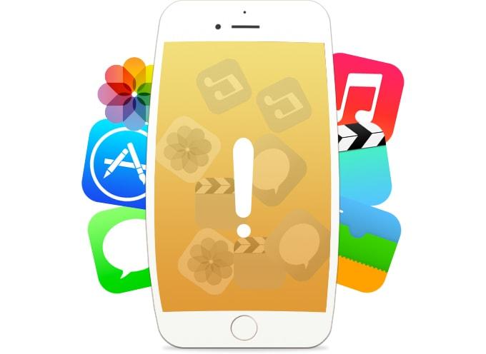 خدعة بسيطة لتنظيف الايفون والايباد وتوفير المساحة بدون برامج
