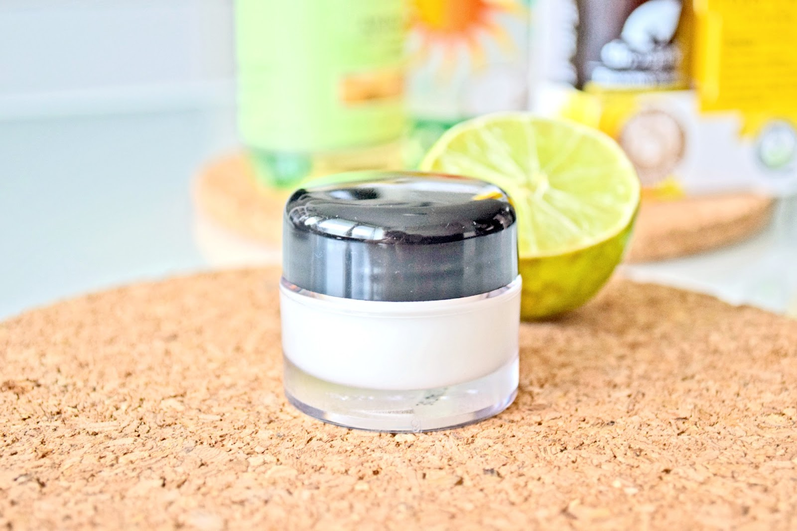 handmade eye cream