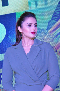 Huma Qureshi Stills At Jolly LLB 2 Press Meet 16.jpg