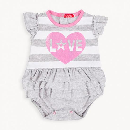 Moda en ropa para bebes primavera verano 2018.