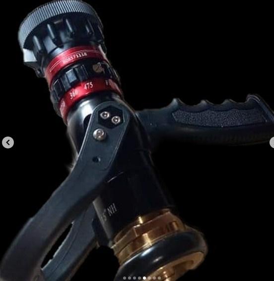 Gun Nozzle perlengkapan hydrant