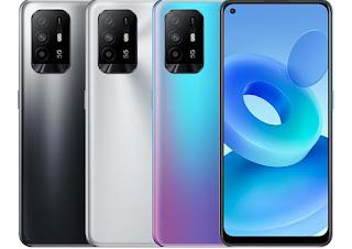 مواصفات وسعر أوبو Oppo A95 5G هاتف اوبو Oppo A95 5G الإصدار: PELM00 - مواصفات وسعر موبايل/هاتف/جوال/تليفون أوبو Oppo A95 5G البطاريه/ الامكانيات و الشاشه والكاميرات هاتف أوبو Oppo A95 5G