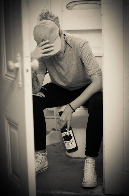 Stolen Liquor