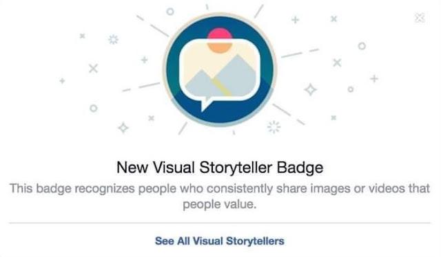 Arti Lencana Visual Storyteller dan Cara Mendapatkannya