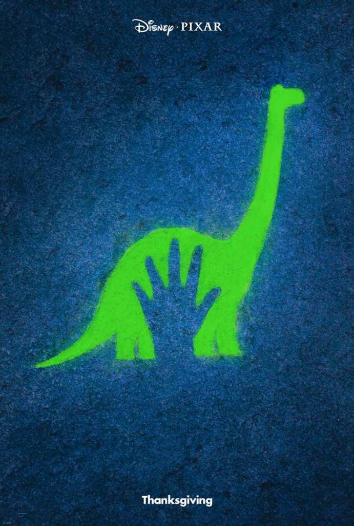 The Good Dinosaur (2015) เดอะ กู๊ด ไดโนซอร์ [HD]