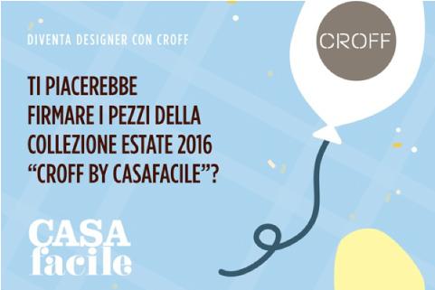 Contest by Croff e CasaFacile