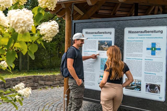 Talsperrenweg Siegburg | Wahnbachtalsperre | Erlebnisweg Sieg | Naturregion Sieg 03