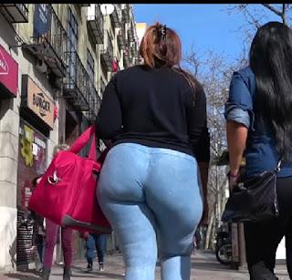 Videos mujeres nalgonas ropa entallada
