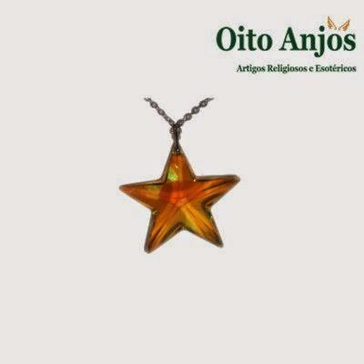 Joias Esotéricas e Joias Religiosas * Oito Anjos Artigos Religiosos e Loja Esotérica