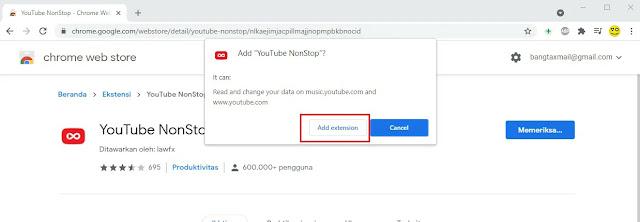 Cara Hilangkan Notifikasi Video Paused, Continue Watching? Di Youtube