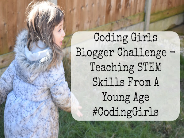 Coding Girls Blogger Challenge