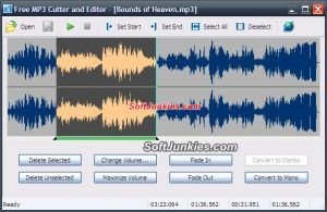 Free MP3 Cutter - Download Free MP3 Cutter and Editor for Windows