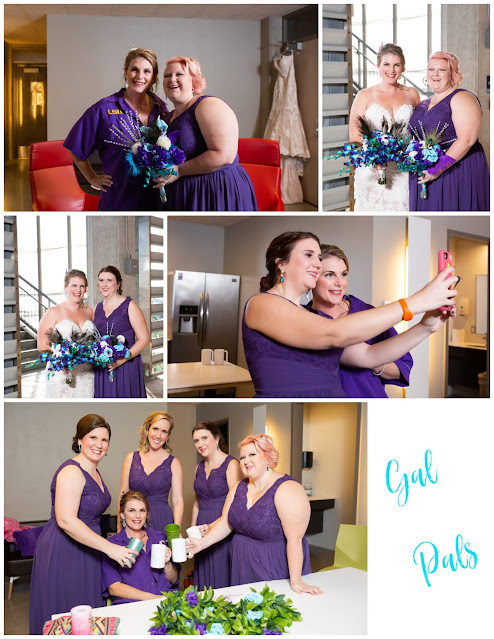 Sea Star Base Wedding by His & Hers Foto