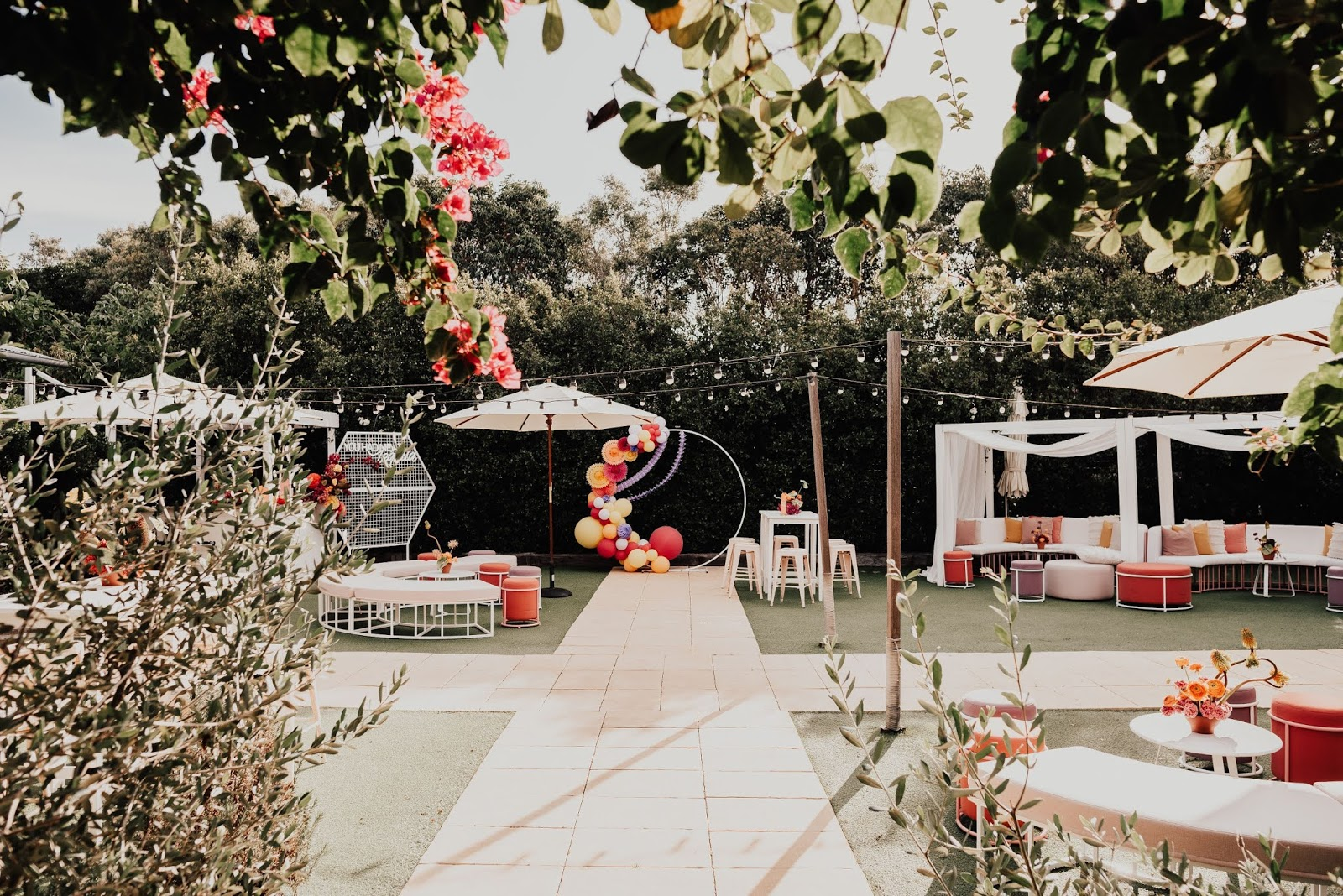 STYLED SHOOT: MEXICANA GARDEN FIESTA WITH RAD HENS PARTY VIBES AT OSTERIA WEDDINGS CASUARINA NSW