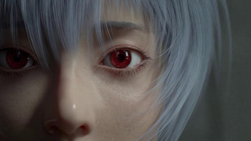 Fan film de Evangelion em computação gráfica