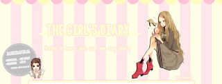Freebies #1 Template : The Girl's Diary