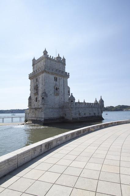 Torre di Belém-Lisbona