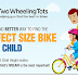 the-new-and-better-way-to-find-the-perfect-size-bike-for-a-child #infographic