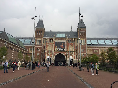 Rijks museum Amsterdam