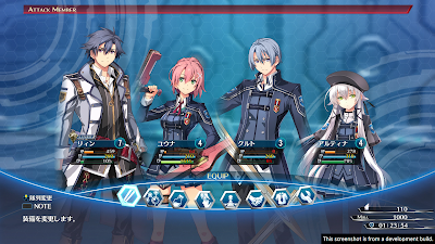 Videojuego: Review del juego RPG The Legend of Heroes: Trails of Cold Steel III - Marvelous Europe