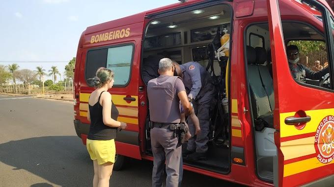 Policiais salvam vida de recém-nascido em Andradina