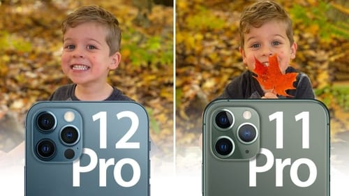 iPhone 12 Pro or iPhone 11 Pro? Which camera is the best?