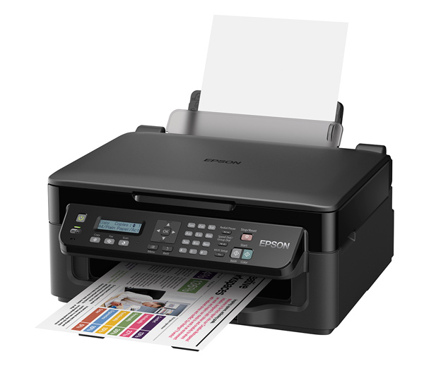 Epson Workforce Printer Driver