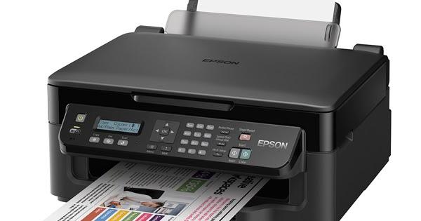driver per stampante epson wf-2510