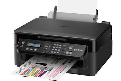 Download Epson WorkForce WF-2510 Drivers